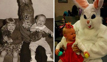 25 Conejitos de Pascua tan aterradores, que no querrás que llegue el Día de Pascua.