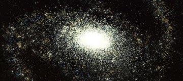 La mayoría vemos una imagen espectacular del espacio, pero en realidad hay algo más.