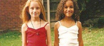 Lo que estas 2 niñas tienen en común parece imposible. Es tan improbable.
