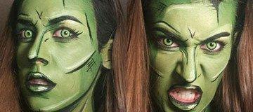 Esta artista del maquillaje es capaz de convertirte en un auténtico superhéroe.