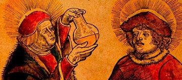 Lo que los médicos medievales solían hacer con orina fue medicina innovadora y algo asquerosa.