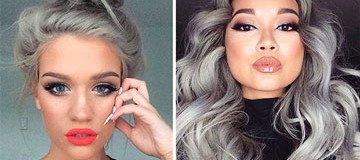 El color de pelo de tu abuela es a día de hoy una nueva tendencia de belleza.