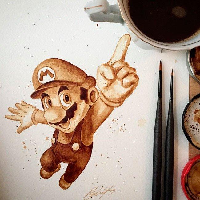 pintura-con-cafe-6