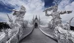 Templo Blanco de Tailandia
