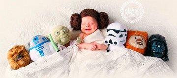 20 Geeks recién nacidos que apuntan maneras para seguir los pasos de sus padres.