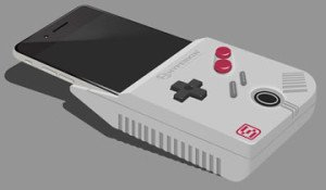Game Boy iPhone