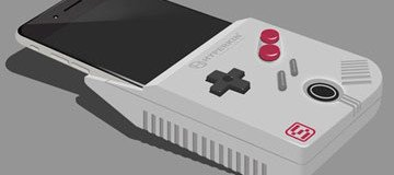 Game Boy iPhone