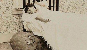 En la década de 1920, estas fotos aterradoras fueron utilizadas para enseñar una lección a los niños.