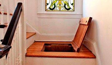 Es posible que desees tener alguno de estos 22 pasadizos secretos dentro de tu casa.