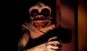 Estas 9 criaturas horripilantes de películas de los 80 todavía consiguen producir pesadillas.