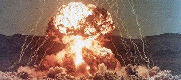 Operation Teapot, la más destructiva e intensa serie de pruebas nucleares de la década de 1950.