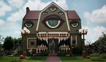 casa de tim burton