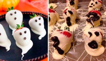 15 Divertidos fails al intentar reproducir recetas de Pinterest para Halloween.