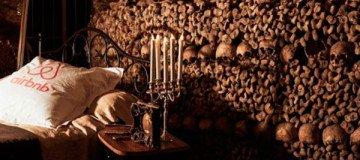 Pasa la noche de Halloween en la tumba más grande del mundo.