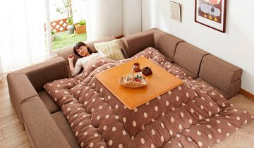 Con este invento japonés no serás capaz de salir del sofá nunca más.