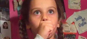 Aunque no te guste la magia, alucinarás con el espectacular truco de esta niña.