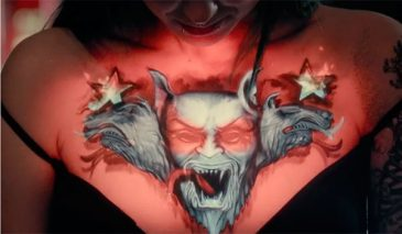 tatuajes con movimiento