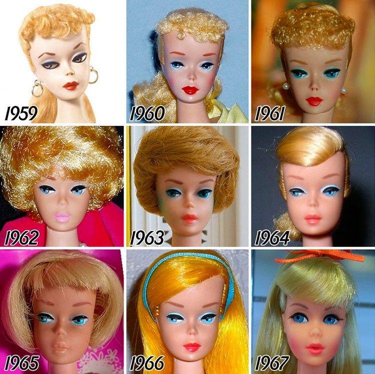 evolucion-barbie-1