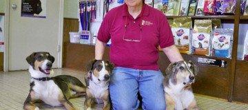 Este hombre se negaba a llegar a la vejez sin su perro. Lo que hizo te sorprenderá.