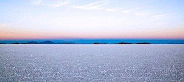 Cuando descubras la salina más grande del mundo, no podrás esperar para visitarla.