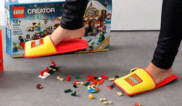 zapatillas Anti-Lego
